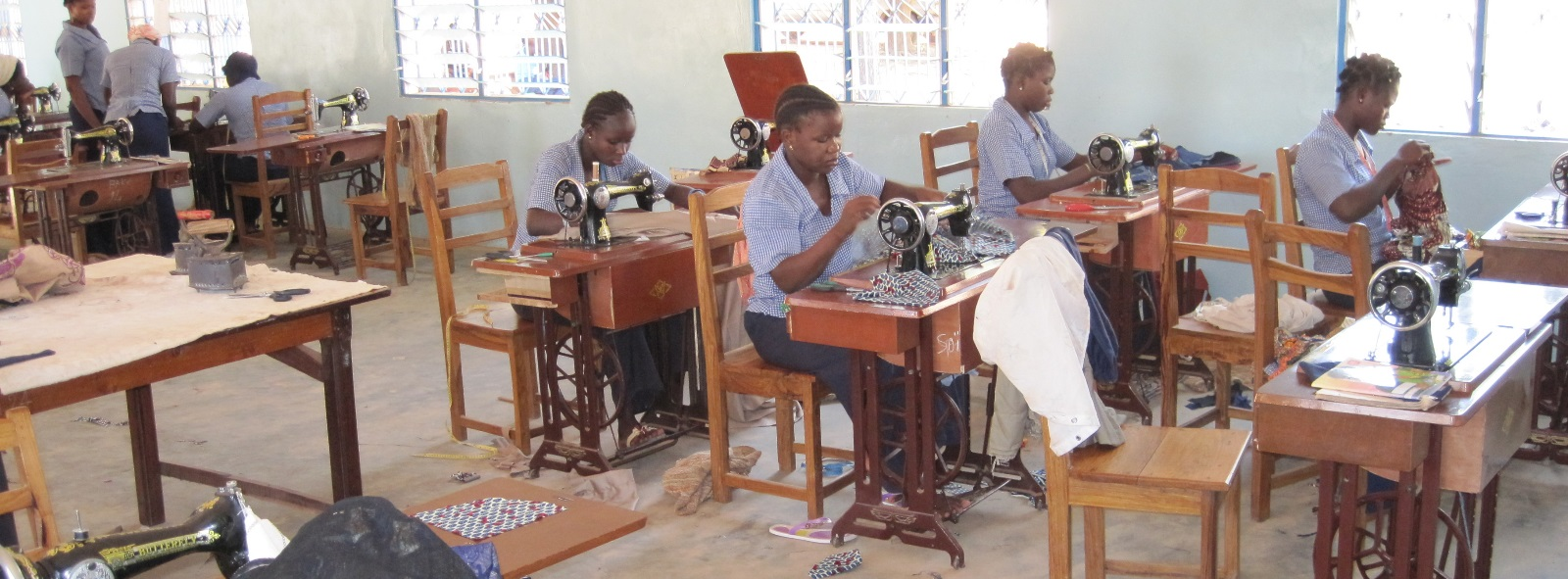 'TALITA' Training Center for Girls in Nikki